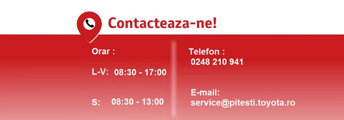 pitesti full contact service