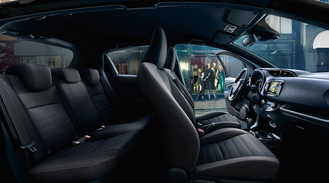 toyota yaris 2017 interior tme 009 a full tcm 3040 928090